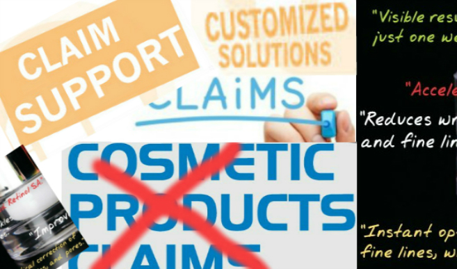 Highlights on 2018 popular cosmetic claims- How to support them by objective in vitro and In-vivo methods?